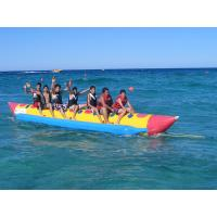 Wholesale Single Lane For 8 Person Inflatable Banana Boat For Water Exciting Games from china suppliers