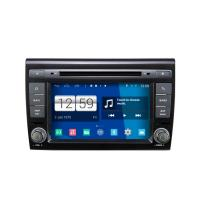 Buy cheap 7 android car DVD navigation android 4.4.4 HD 1024*600 for FIAT Bravo (2007-2012) with wifi 4g mirror link 4 core CPU from wholesalers