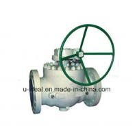 Buy cheap P91 Top Entry Type Ball Valve from wholesalers