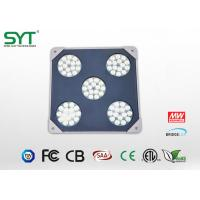 Square Led Recessed Canopy Light , 75 Watt Low Wattage Led Lights For Gas Stations Canopy Manufactures