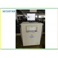 Buy cheap Economic Conveyor X Ray Scanner With High Clear Color Images In Shopping Mall from wholesalers