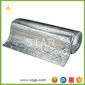 China Industrial Bubble Foil Insulation/Aluminum Foil Insulation sheet on sale