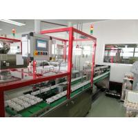 China Compact Aerosol Lotion Filling And Capping Machine With Quick Speed on sale