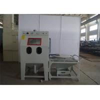 Buy cheap Manual Control Mode Suction Blast Cabinet For Steel Parts ISO9001 - 2015 from wholesalers