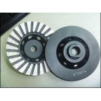 Buy cheap Turbo Diamond Grinding Cup Wheel from wholesalers