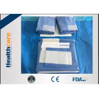 Buy cheap SMMS Custom Surgical Packs Medical Angiography Pack With EO Gas Sterile from wholesalers