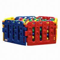 Buy cheap Indoor Primary Ball Pool, Anti-UV, Environment-protection, Easy to Clean, Made of LLDPE from wholesalers