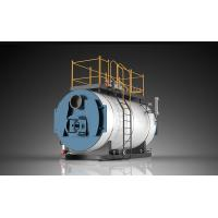 Buy cheap Custom Oil Fired Steam Boiler , Thermal Oil Boiler Easy Operation Low Emission product
