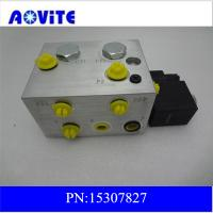 China Terex haul truck T60 brake manifold valve 15307827 on sale