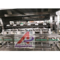 Buy cheap 12kw Heating 0.6m3/ Min Gas Water Bottling Machine 1200BPH QGF-1200 from wholesalers