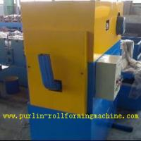 Buy cheap Automatic Downpipe Elbow Machine / Downspout Cold Roll Forming Machine from wholesalers