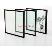 Buy cheap double glazed  glass,manufacturer from wholesalers