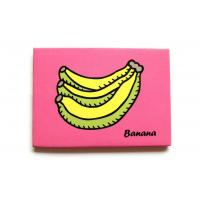 Buy cheap Fruit Banana Picture Fridge Magnet for Girl , Flower Rubber Iron Refrigerator Magnets from wholesalers