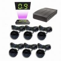 Buy cheap Car Head Speed-up Display with Display Reversing Distance-on Front Windshield from wholesalers