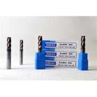 Buy cheap HSS M42 Roughing Four Flute End Mills / Corrugated Milling Cutter Endmill from wholesalers