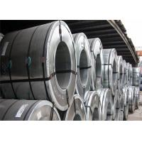 Buy cheap Black Electro Galvanized Steel Coil / Cold Rolled Stainless Steel Coil from wholesalers