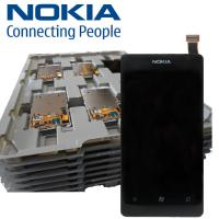 Wholesale NOKIA LUMIA 800 Lcd with Compatible Digitizer Touch Screen and Frame from china suppliers