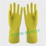 Buy cheap women wearing rubber glove from wholesalers