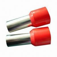Buy cheap Insulated Cord End Terminal, Accord to AWG Standard from wholesalers