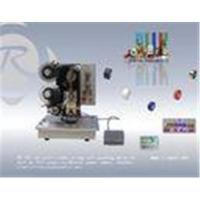 Buy cheap Three lines Semi-automatic Hot Foil Printer from wholesalers