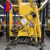 Buy cheap Full hydraulic XYD-3 crawler core drill 600 geological exploration core drill spot from wholesalers
