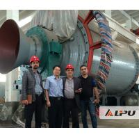 Wholesale Trunion Bearing Ball Milling Equipment 35rpm Rotary Speed from china suppliers