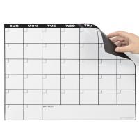 Buy cheap Educational Toys Magnetic Fridge Calendar 12'' X 16'' OEM / ODM Service from wholesalers