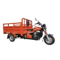 Buy cheap Heavy Loading Tricycle Cargo Truck / Electric Cargo Trike With Cabin 200ZH from wholesalers