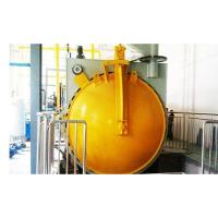 Buy cheap 1.95X4M Composite Curing Carbon Fiber Autoclave In Different Standard from wholesalers