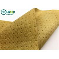 Buy cheap Three Layers Waterproof PP Spunbond Non Woven Fabric Hospital Covering Fabric Anti Liquid from wholesalers
