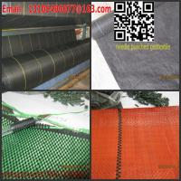 Buy cheap PP woven Geotextile weed killer anti weed mat/weed control cover fabric from wholesalers