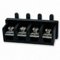 Buy cheap Screwless Terminal Block, Available in 11.00mm Pitch from wholesalers