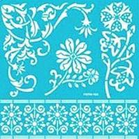 Wholesale Reusable self-adhesive templates/stencils for home decors, scrapbooking and more from china suppliers