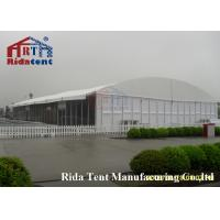 Buy cheap Customized Size Commercial Marquee Tent / Outdoor Meditation Tents 10m X 20m from wholesalers