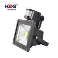 Buy cheap High Lumen 50w Outdoor Flood Lights , Motion Sensor Led Pir Floodlight from wholesalers