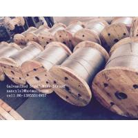 Wholesale Steel Cable D10, 7×3.05mm, ASTM A 475 EHS from china suppliers