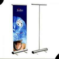 China Retractable banner stand( Roll up) on sale