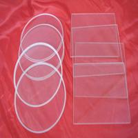 Buy cheap High Purity Thin Quartz Glass Sheet from wholesalers