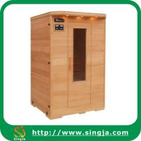 Wholesale Far Infrared wooden sauna cabin(ISR-03) from china suppliers