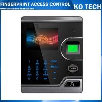 Buy cheap F181 Fingerprint Access Control with 7 inch Touch Screen Door Video Intercom from wholesalers