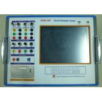Wholesale Multi Functional Circuit Breaker Analyzer Automatic Measurement Large Touch Screen from china suppliers