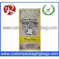 China OPP / CPP Custom Recycled Plastic Food Packaging Bags For Dry Food on sale