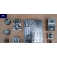 Buy cheap High Precision Injection Molded Parts / Metal Injection Mold Components from wholesalers