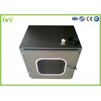 Wholesale High Safety SS Pass Box Made From Corrosion Resistant Cold Rolled Steel Material from china suppliers