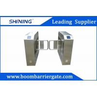 Buy cheap Tolling Control Half Height Pedestrian Security Gates With 300-600mm Swing Arm from wholesalers
