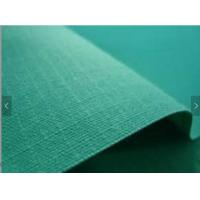 Buy cheap Greige Pattern Waxed Tent Canvas Fabric Anti - UV With Non - Slip PVC Coating from wholesalers