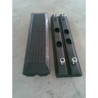 Buy cheap Rubber pads, track pads from wholesalers