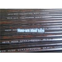 Buy cheap 5.8M Mild Seamless Carbon Steel Tubing , 0.9 - 12.7mm Sa210 A1 Boiler Tube  from wholesalers