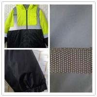 Buy cheap Loose Fit Warm Reflective Apparel High Visibility For Winter L - XXXL Optional from wholesalers