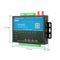 Buy cheap Circuit Integrated M2M Modbus Industrial 4G RTU Controller With LTE Antenna from wholesalers
